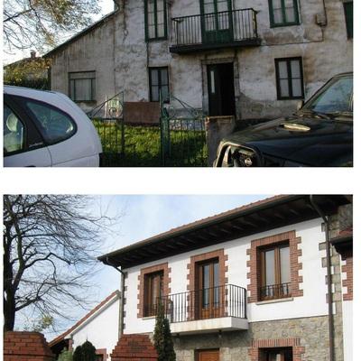 Reforma y ampliación de vivienda rural en Maliaño (Cantabria)