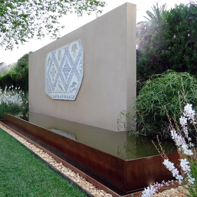 Jardín en Sevilla