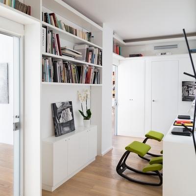 Ideas y fotos de instalar puertas correderas para - Estanterias con puertas correderas ...