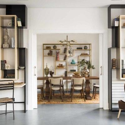 estanterías de diseño a medida para la casa