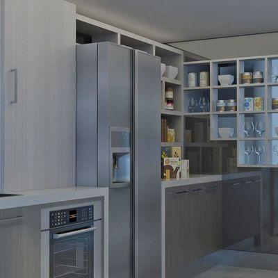 Ideas de almacenaje para una cocina bien organizada