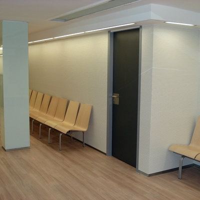 Centre Mèdic Tarragona . Sans Arquitectes