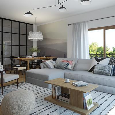 Visualiza tu espacio en más de un estilo