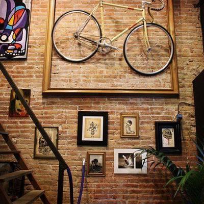 Estilo Industrial o arte en tu casa
