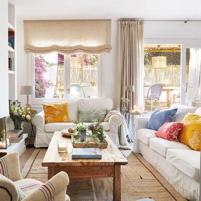 5 ejemplos para decorar con estilo usando estores