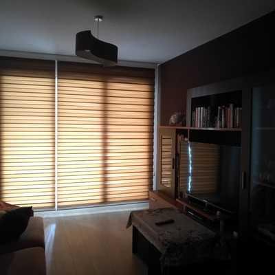 Qué tipo de cortina poner???. Ideas de decoración Vol. I // Estores Noche // Día