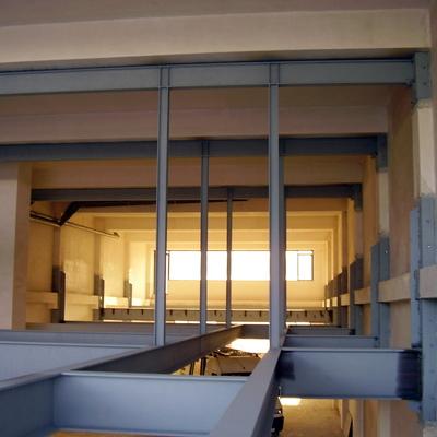Estructura 2ª piso