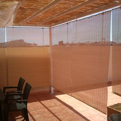 Construcción Cenador Terraza