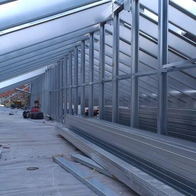 Reforma tejado en Biescas