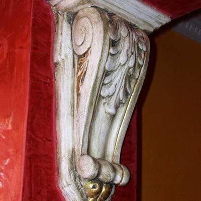 Escayola y decoración.