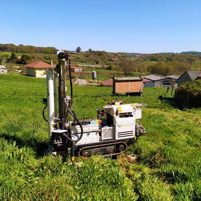 Estudios Geotécnicos Viviendas Unifamiliares_Pontevedra