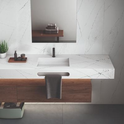 Ethereal de Silestone: la nueva colección de diseños marmoleados para el hogar