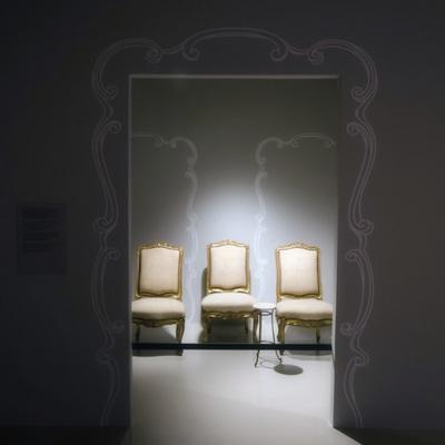 Reforma para la nueva exposición en el Museo Cristóbal Balenciaga