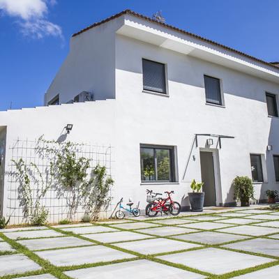 La reforma integral de un vivienda unifamiliar en Bellavista, Huelva