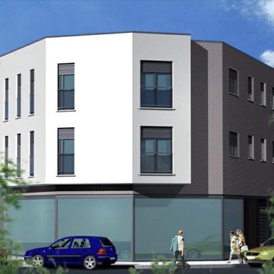 Promoción de obra nueva de 4 viviendas, 4 cocheras, 1 local - Valdepeñas