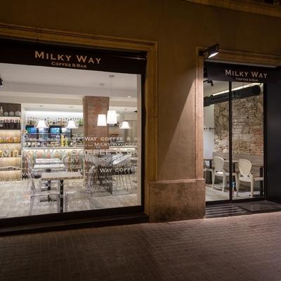Reforma Milky&Way