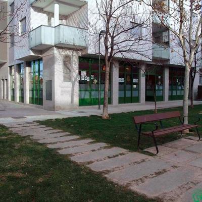Reforma completa de local comercial en guardería en Utebo