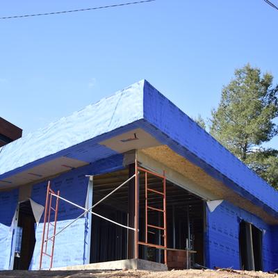 Construcción de vivienda en Cervelló