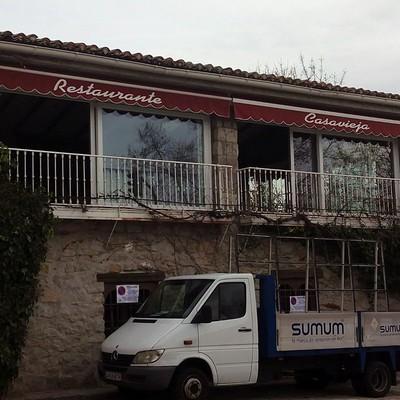 Restaurante Casavieja - Peralejo - El Escorial  en Madrid