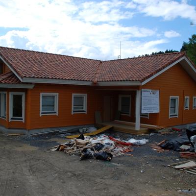 exterior terminado - vivienda prefabricada