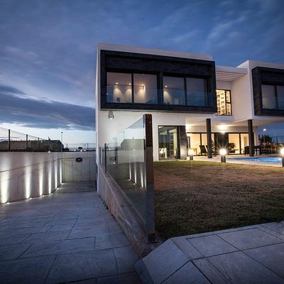 Una casa en la que el diseño y comodidad no están reñidos