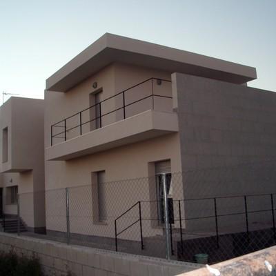 Exterior Vivienda en Bétera