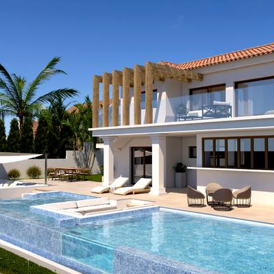 Villa en Rojales (Alicante)