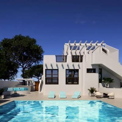 Ampliación de villa en Los Balcones, Alicante