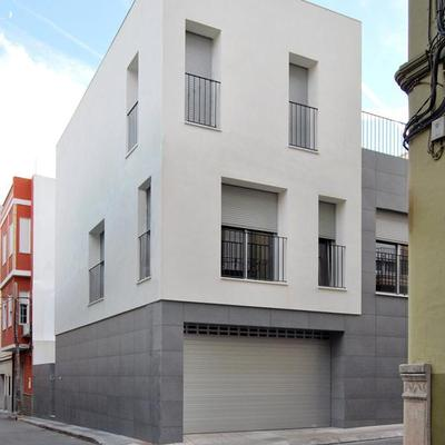 Vivienda Unifamiliar en casco antiguo