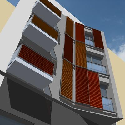 Edifici habitatges