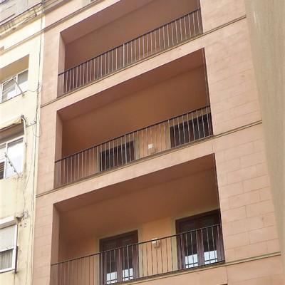 Rehabilitació d'edifici d'habitatges a l'eixample de Barcelona