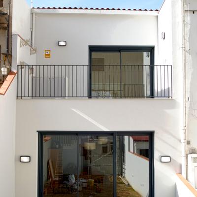 El antes y después de una casa en Sant Andreu
