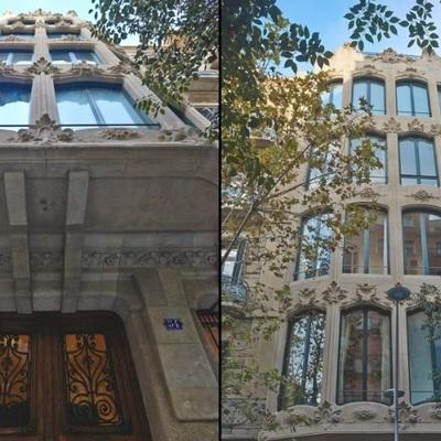 Reforma integral con afectación estructural de vivienda alto standing en eixample de Barcelona