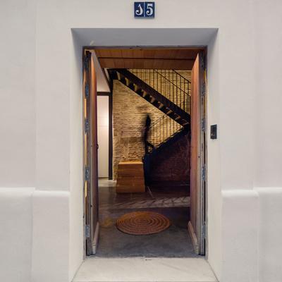Tradición e innovación en una casa del centro de Sevilla