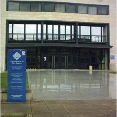 Edificio Multiaulario de la Universidad de las Islas Baleares