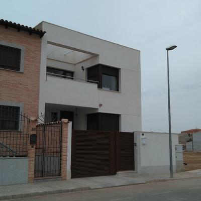 Proyecto de Vivienda Unifamiliar Manzanares Ciudad Real