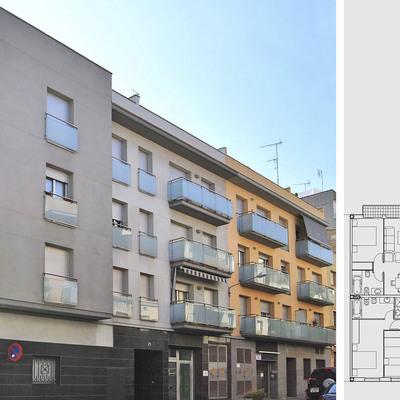 Edificio de 30 viviendas en Mataró