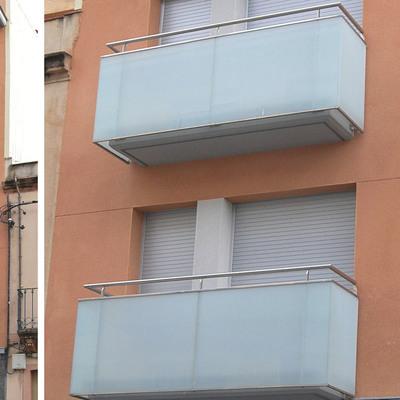 Edificio de 4 viviendas en Mataró.