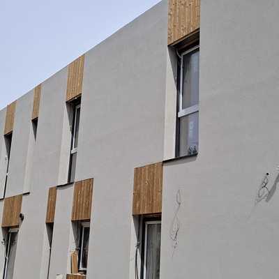 Construcción viviendas  unifamiliares, Construcción residencial  Passivhouse