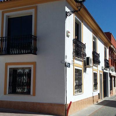 Pintura chalet y fachada