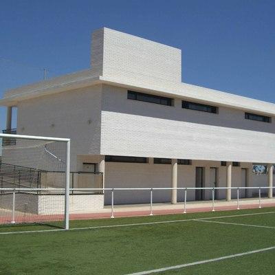 Edificio de Vestuarios y Cafetería, Valencia