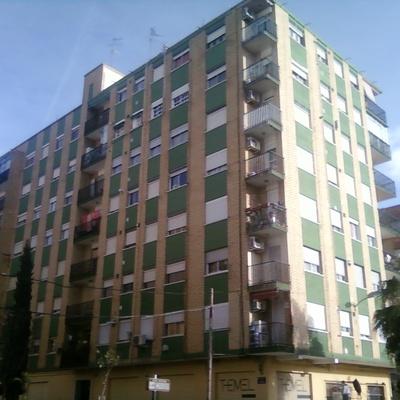 Rehabilitación de fachada en calle Trirreme 5 de Valencia