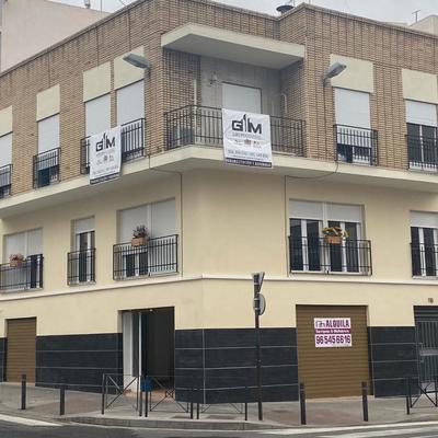 Fachada Edificio Diagonal - Elche