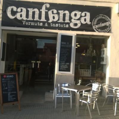 Bar restaurante en Caldes de Montbui