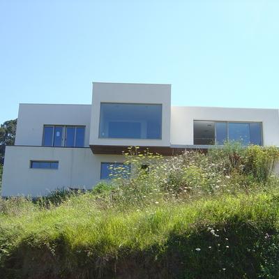 Vivienda Blanca en Ferrol