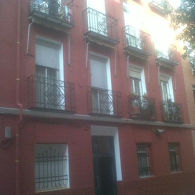Fachada Calle Iriarte, 14 De Madrid