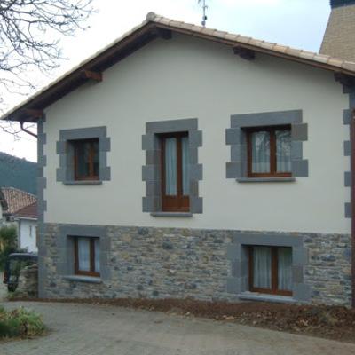 Casa rústica campo