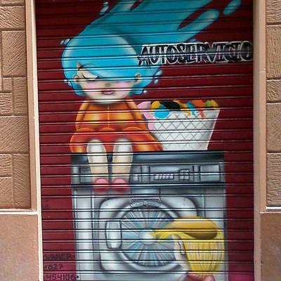 Lavanderia Autoservicio En Calle Riquelme