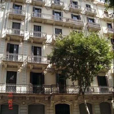 Rehabilitación integral Bailen 18 Barcelona
