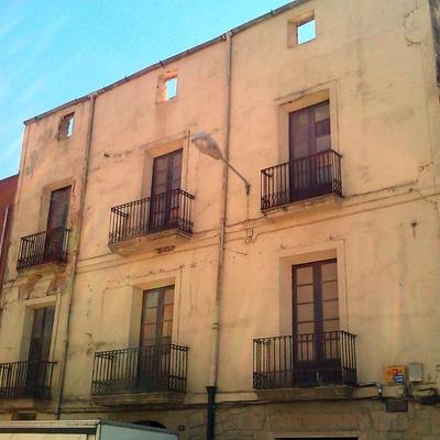 Edificio de viviendas en Llardecans. Lleida.